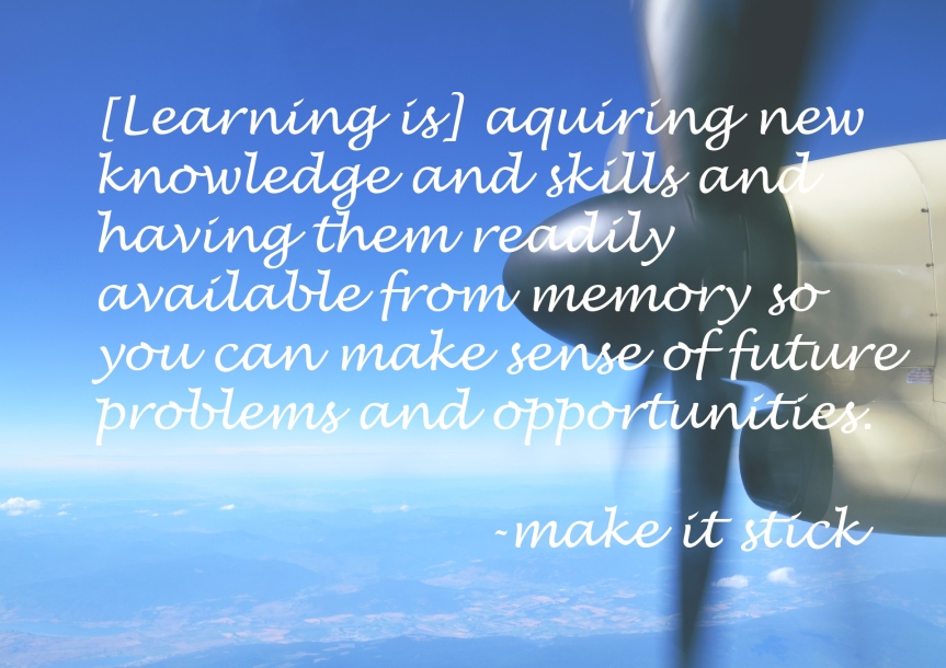The Science of Learning, ThroughStories
