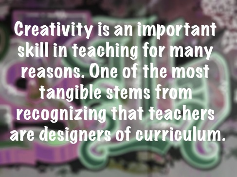Designers of curriculum